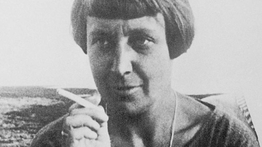 Marina Cvetajeva u Francuskoj, 1926.