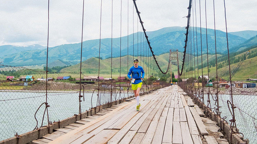 Altai Ultra-Trail offers breathtaking views - and it's not the only trail that will stun you.