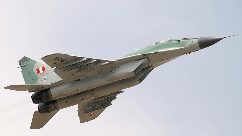 MiG-29 perujskih zračnih sil