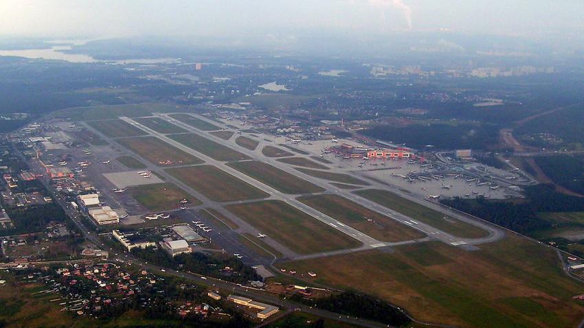 Letališče Šeremetjevo