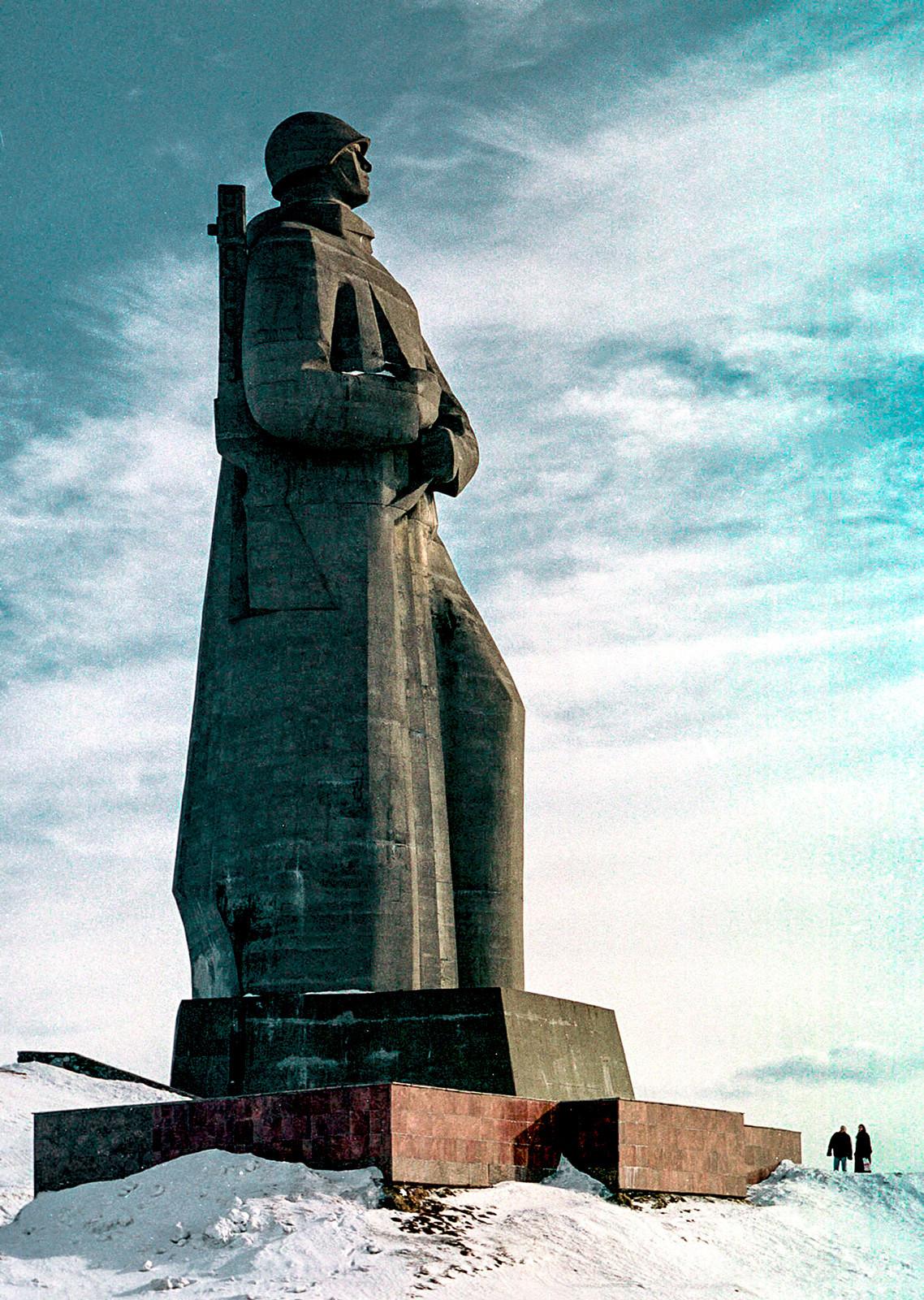 Aliocha, Murmansk