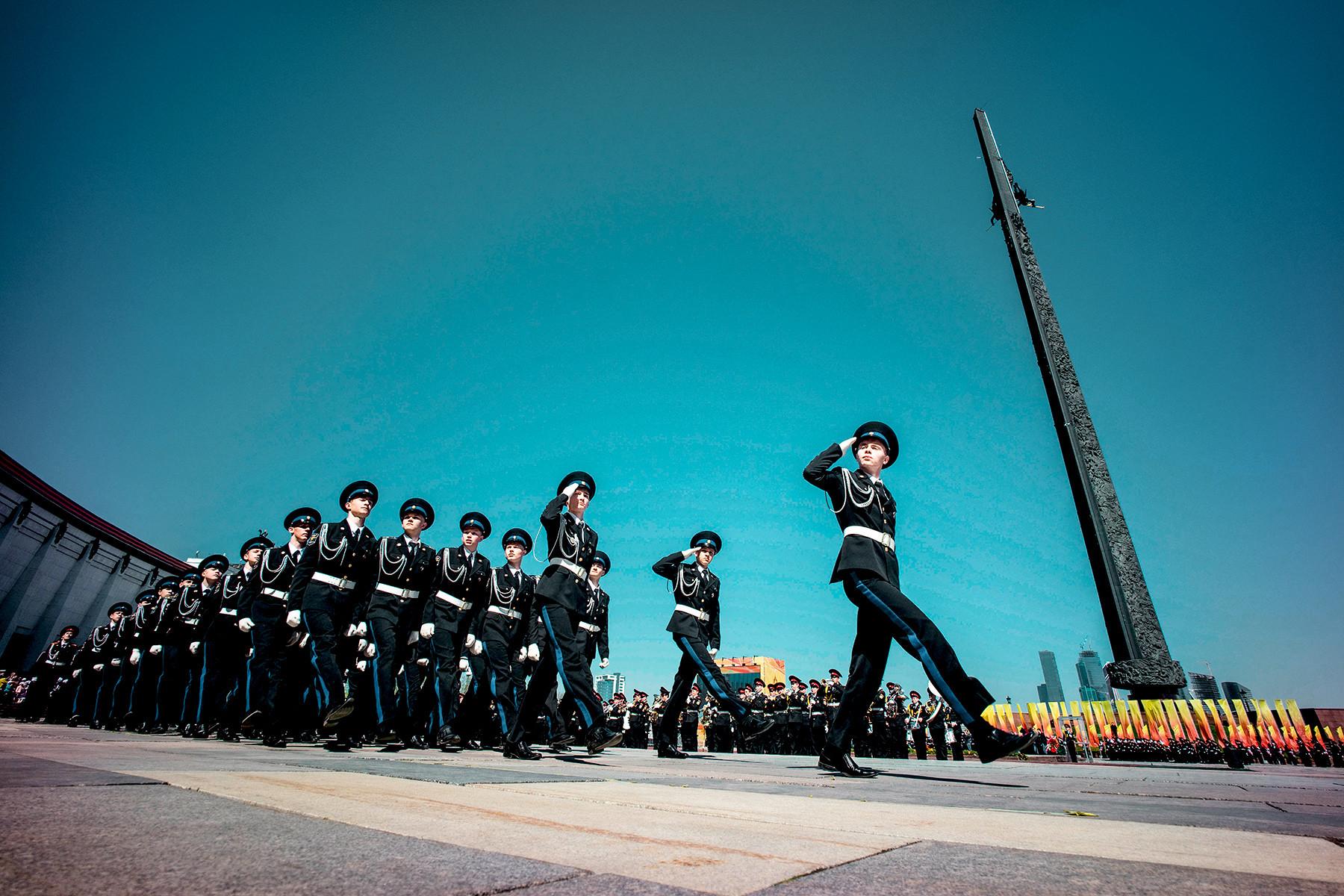 Monumento (na Praça) da Vitória, Moscou