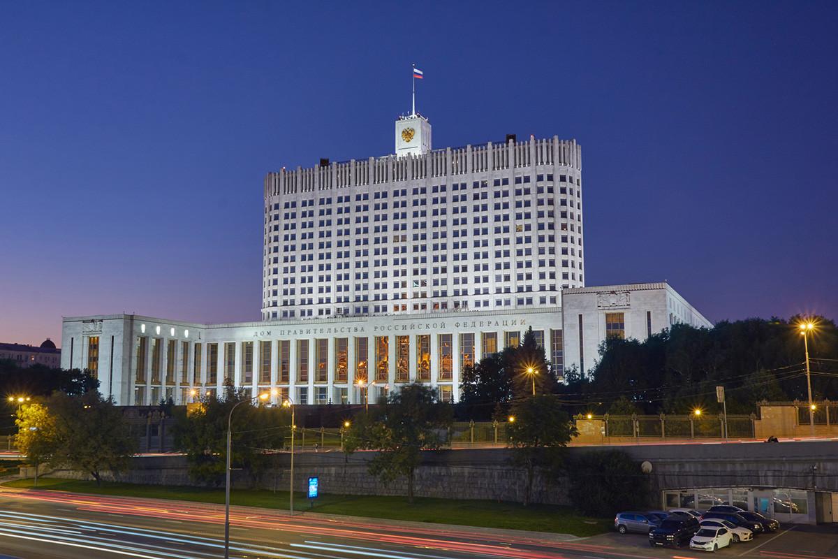 Casa Blanca rusa.