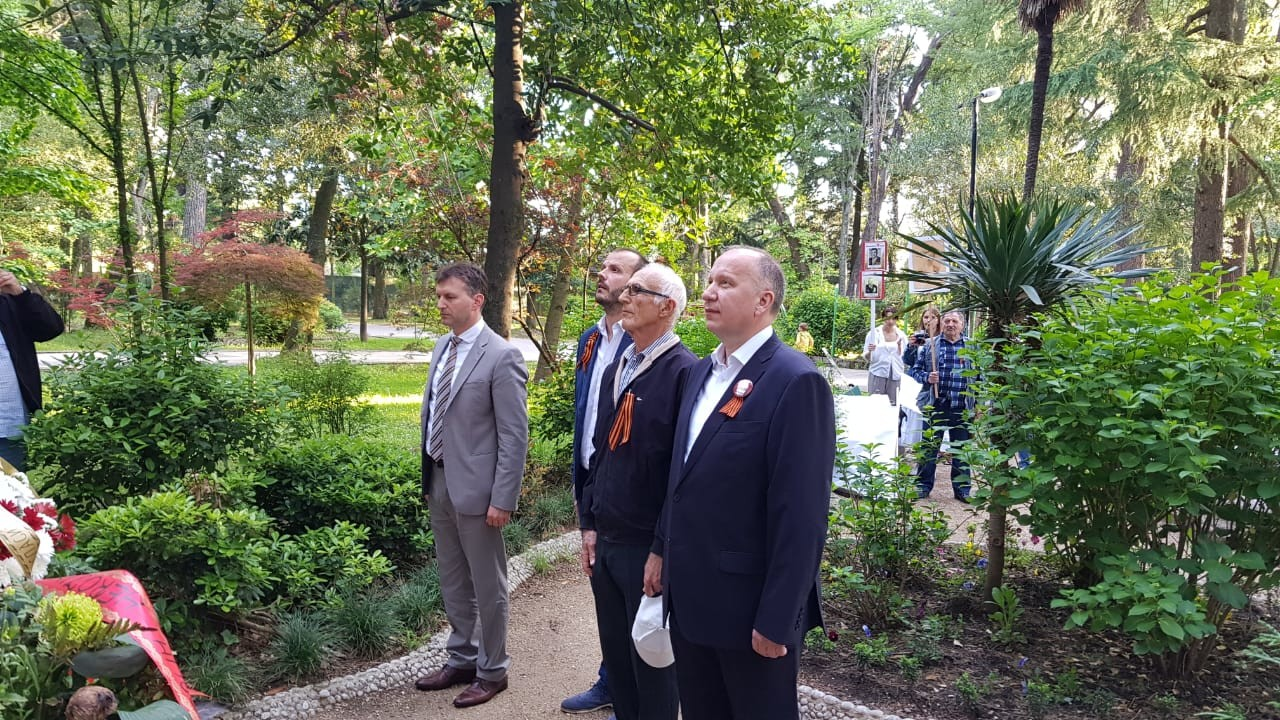 Сергеј Бубликов, Зоран Дојчиновић, Игор Дамјановић и Мато Бргуљан