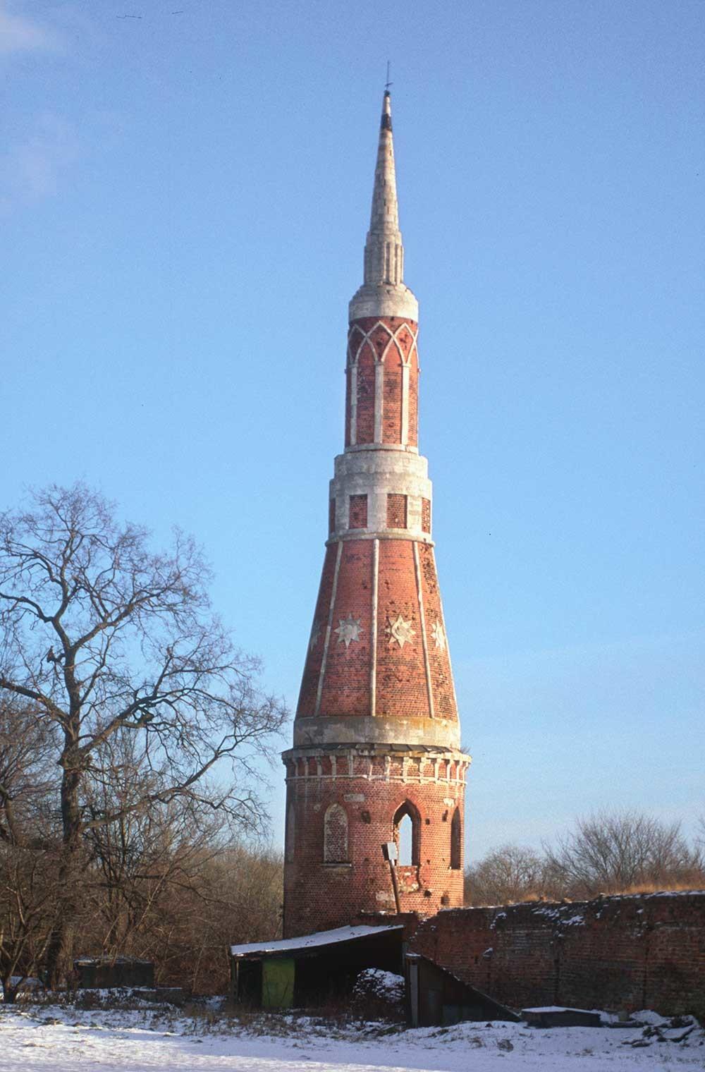 Monastero Staro-Golutvin. Torre est. 26 dicembre 2003