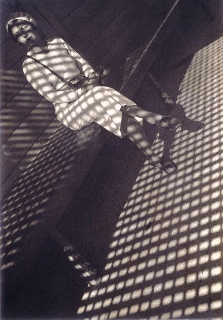 La jeune fille au Leica, 1934