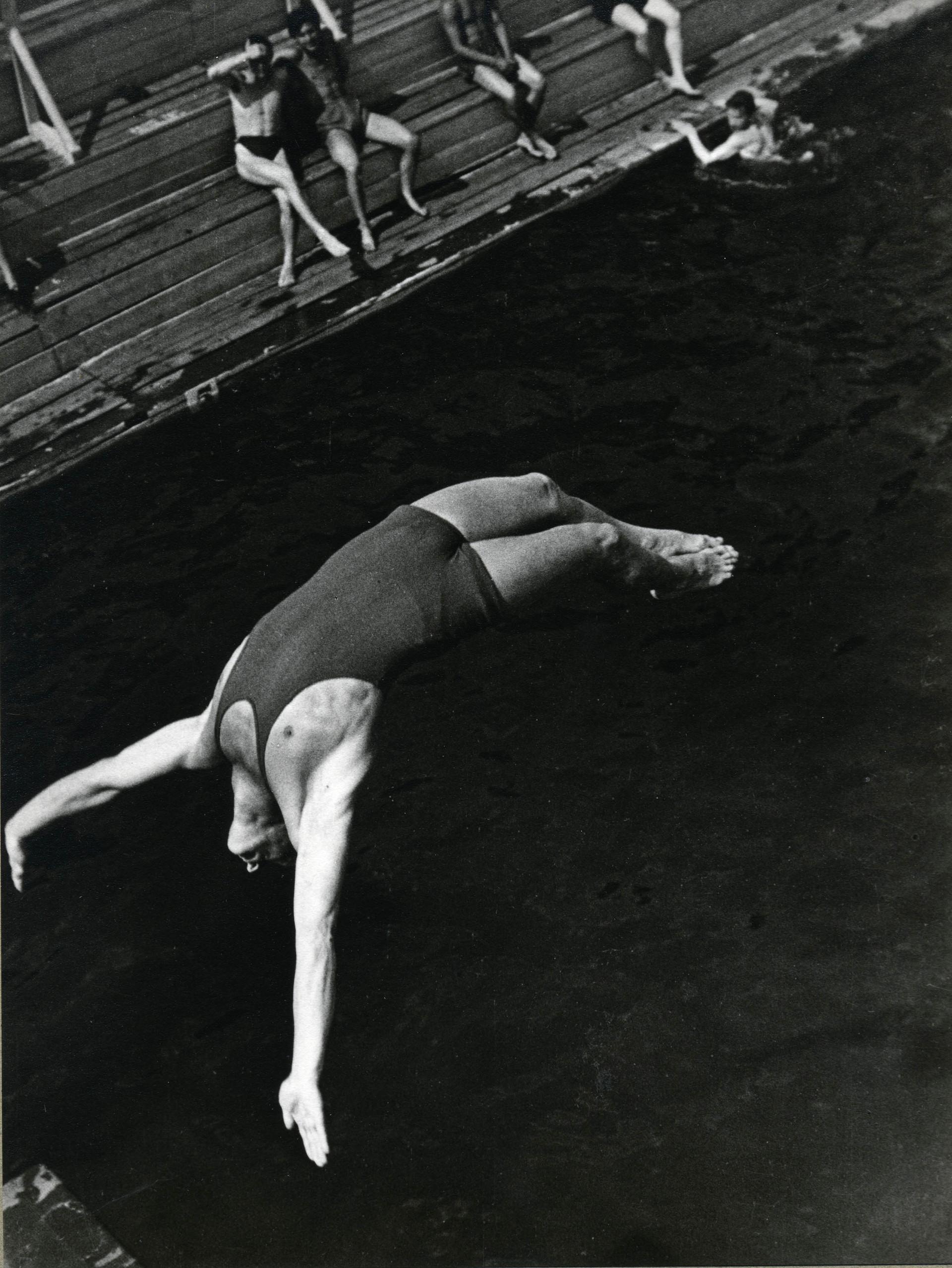 Plongeon, 1934