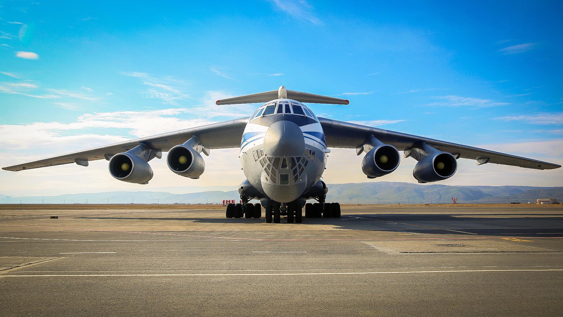 Ил-76 МД