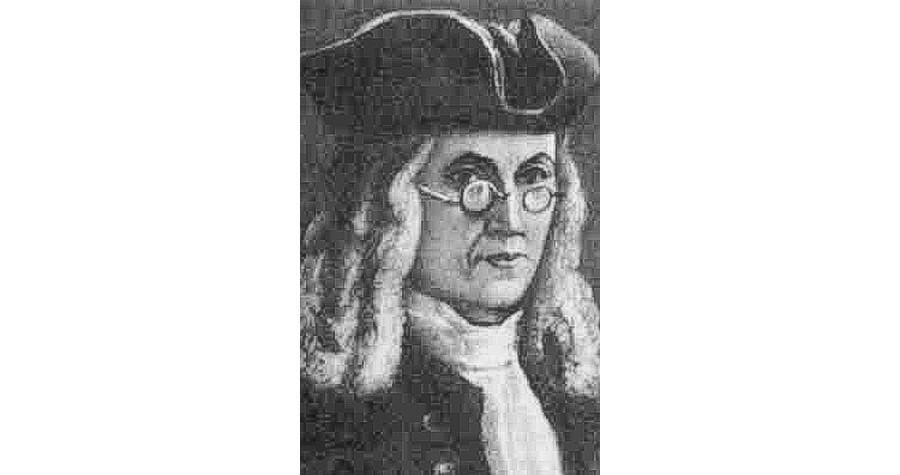 Николас Бидло, холандски доктор медицине, лични лекар на двору Петра Првог.