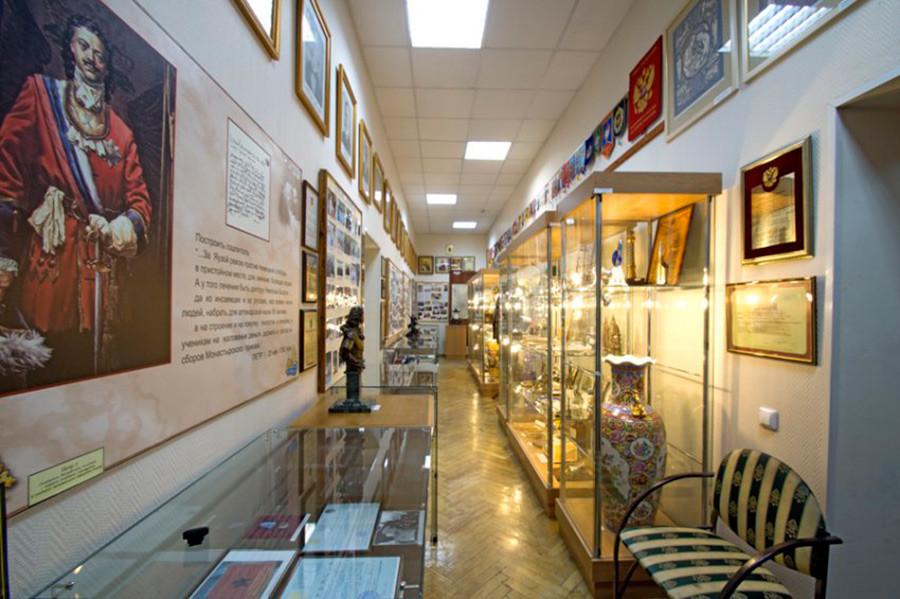 """Музеј главне војне клинике """"Академик Н. Н. Бурденко"""" Министарства одбране Руске Федерације."""