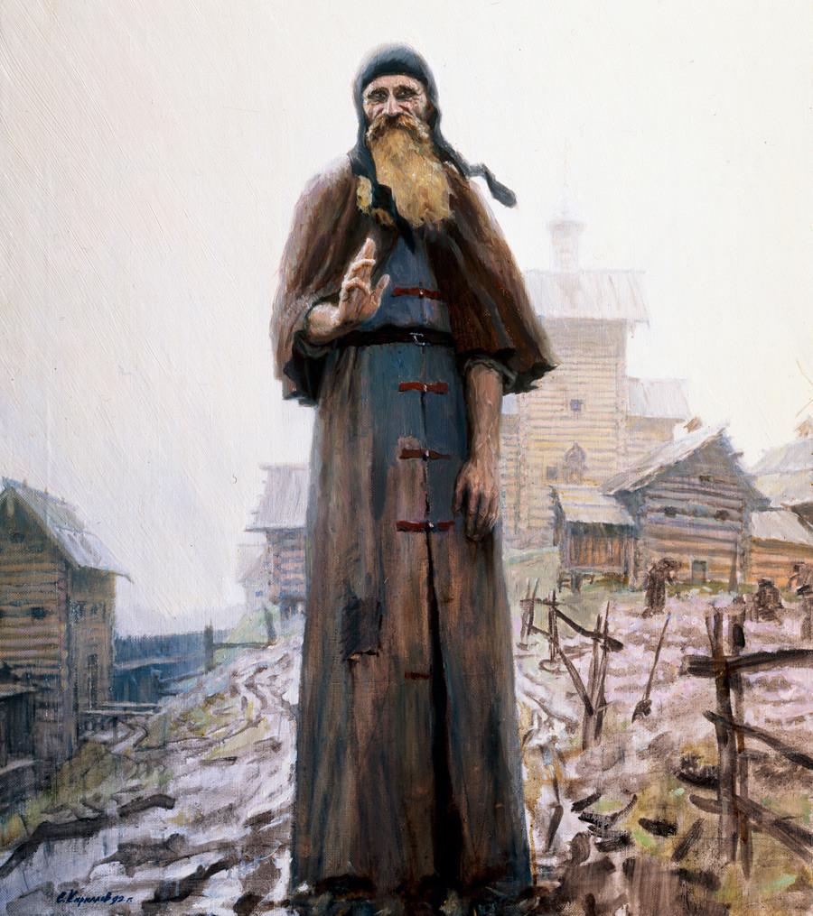 Преподобни Сергије Радоњешки (Благослов).