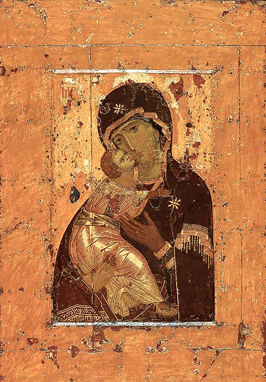 Владимирска икона Пресвете Богородице.