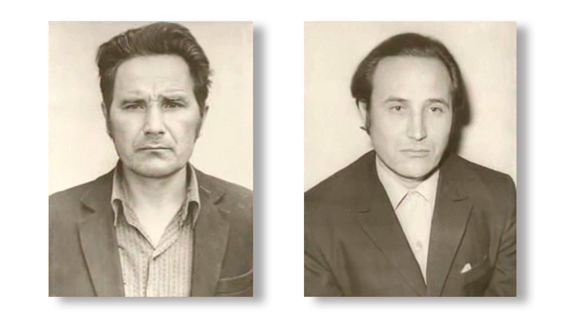 Владимир и Вјачеслав Толстопјатов.