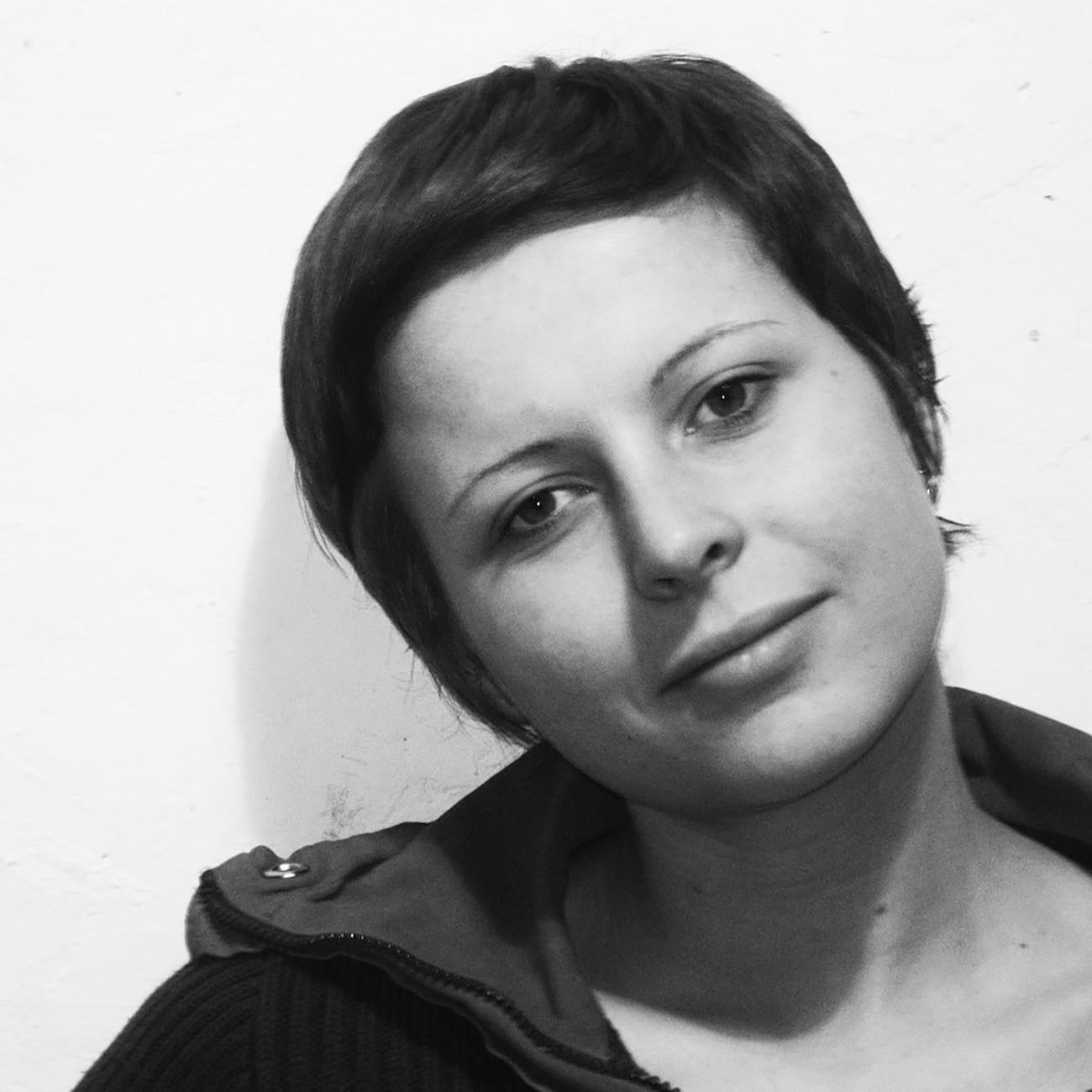 Анна Желудь