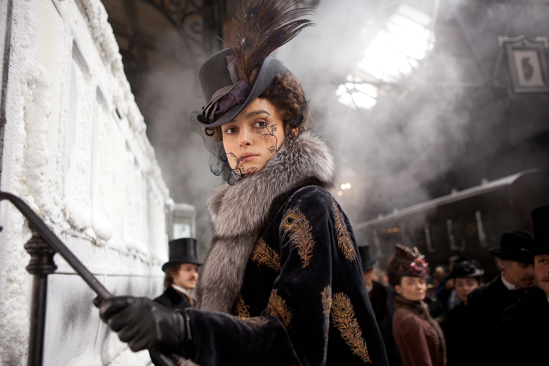 Perhaps Kira Knightley was a doubtful choice for the Karenina character yet Joe Wright's version attracted attention to Tolstoy's classic one more time.