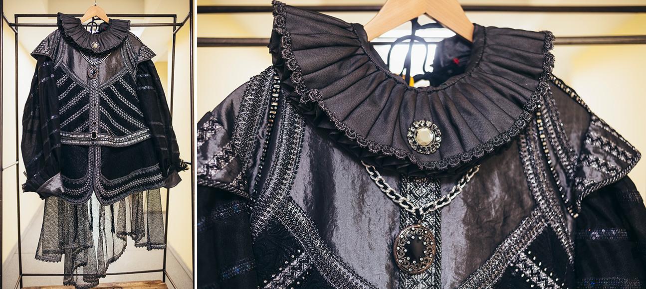 アレクセイ・コンスタンチノヴィチ・トルストイの戯曲に基づく楽劇『ドン・ジュアン』。騎士団長の衣装。