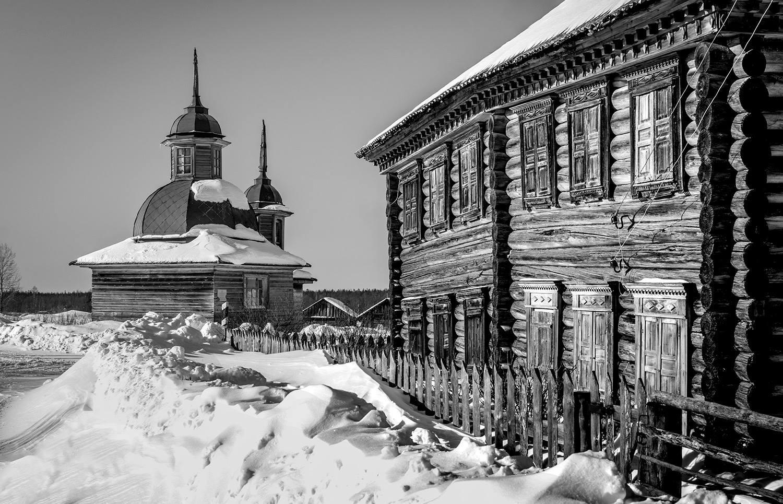 Chapelle du prophète Elie à Sloboda
