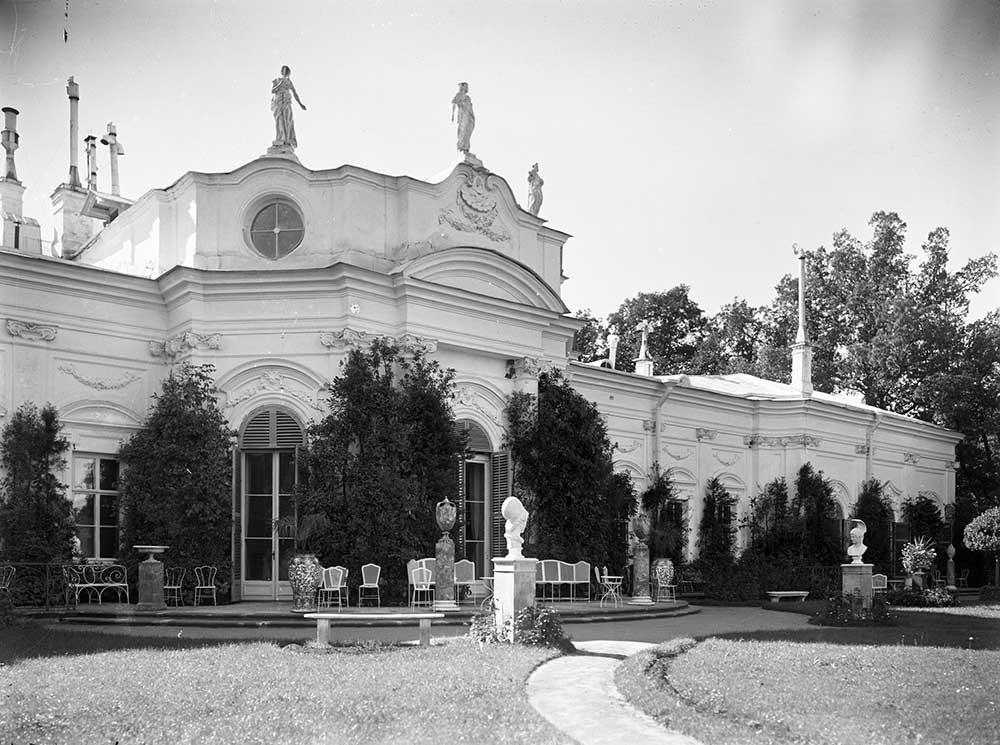 Le palais chinois d'Oranienbaum, années 1900. Alexandre Erjemski