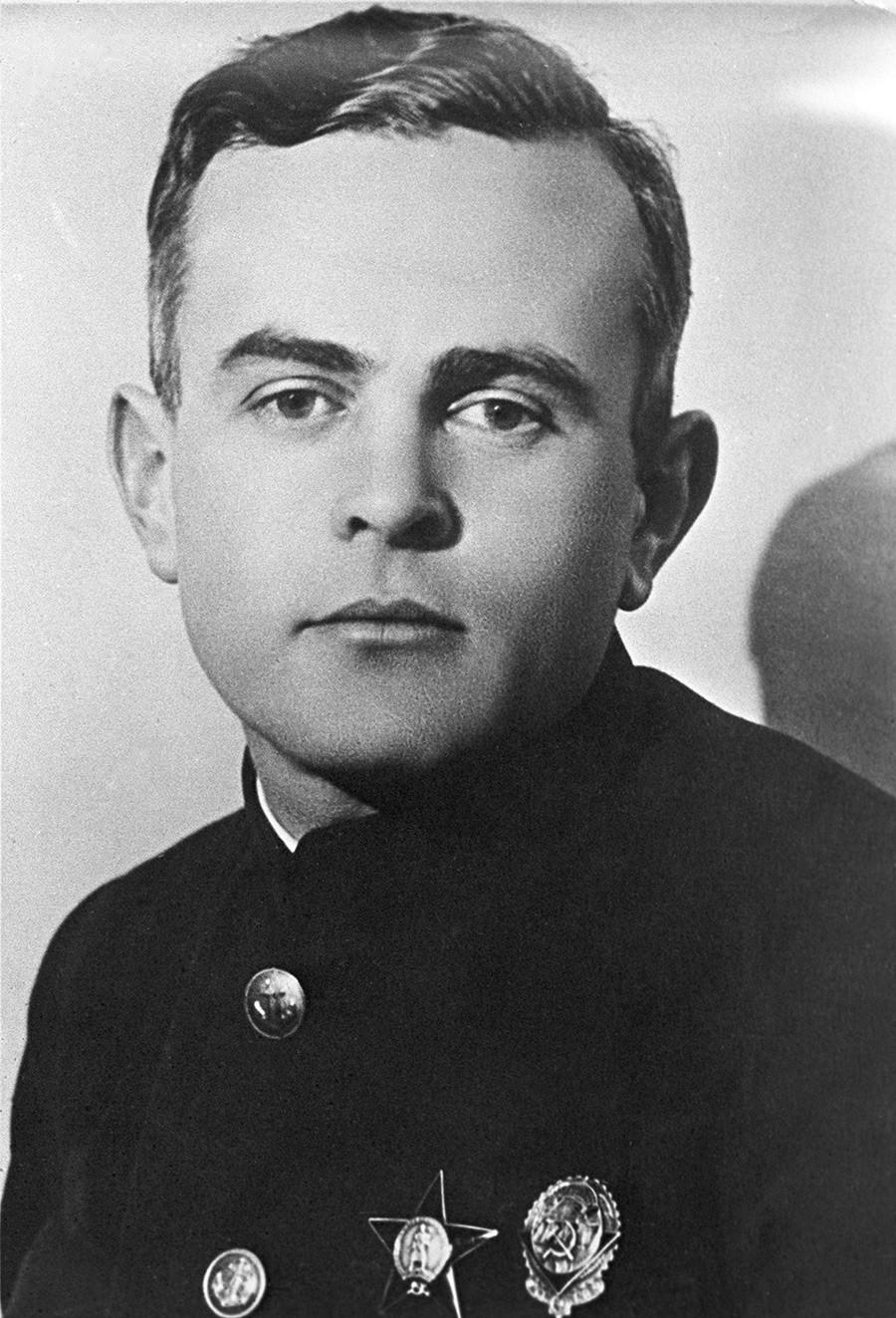 Петар Ширшов