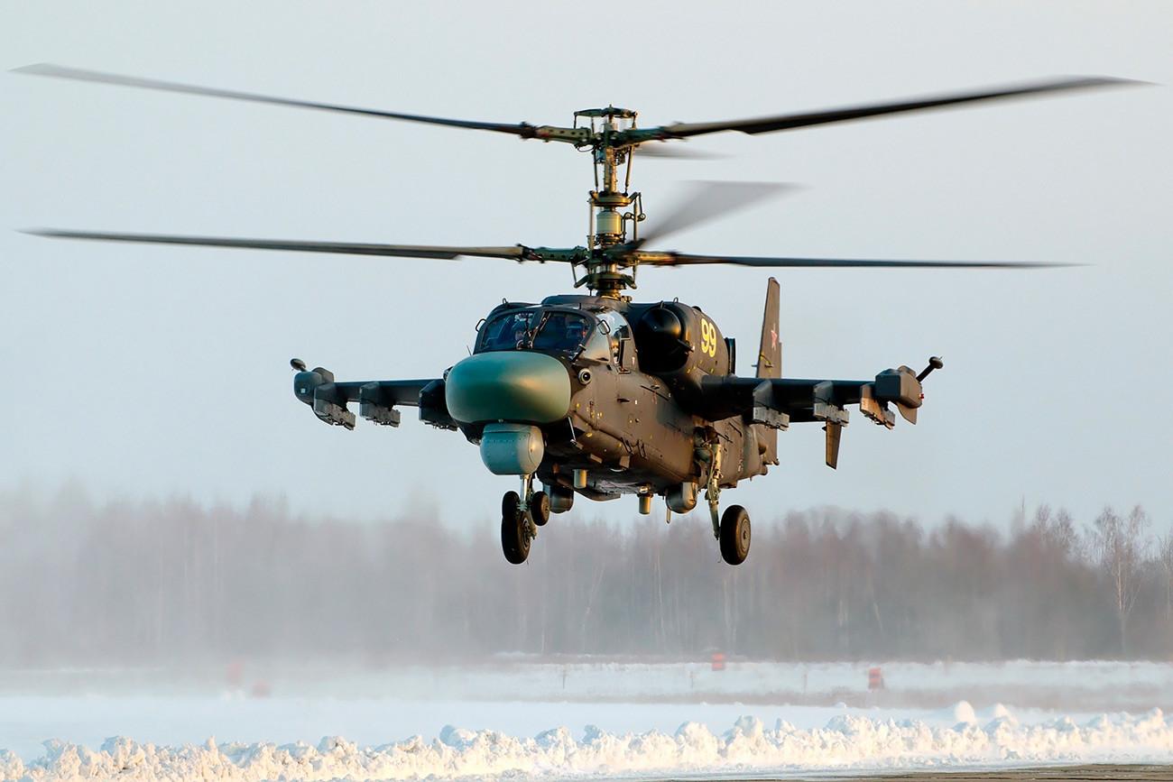 Resultado de imagem para Os 3 helicópteros mais top da Kamov
