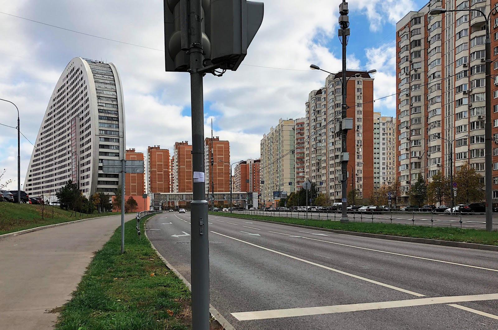 Жилищни сгради на бул.
