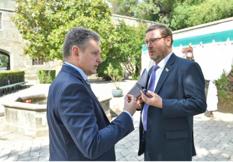 Председателят на българското НД