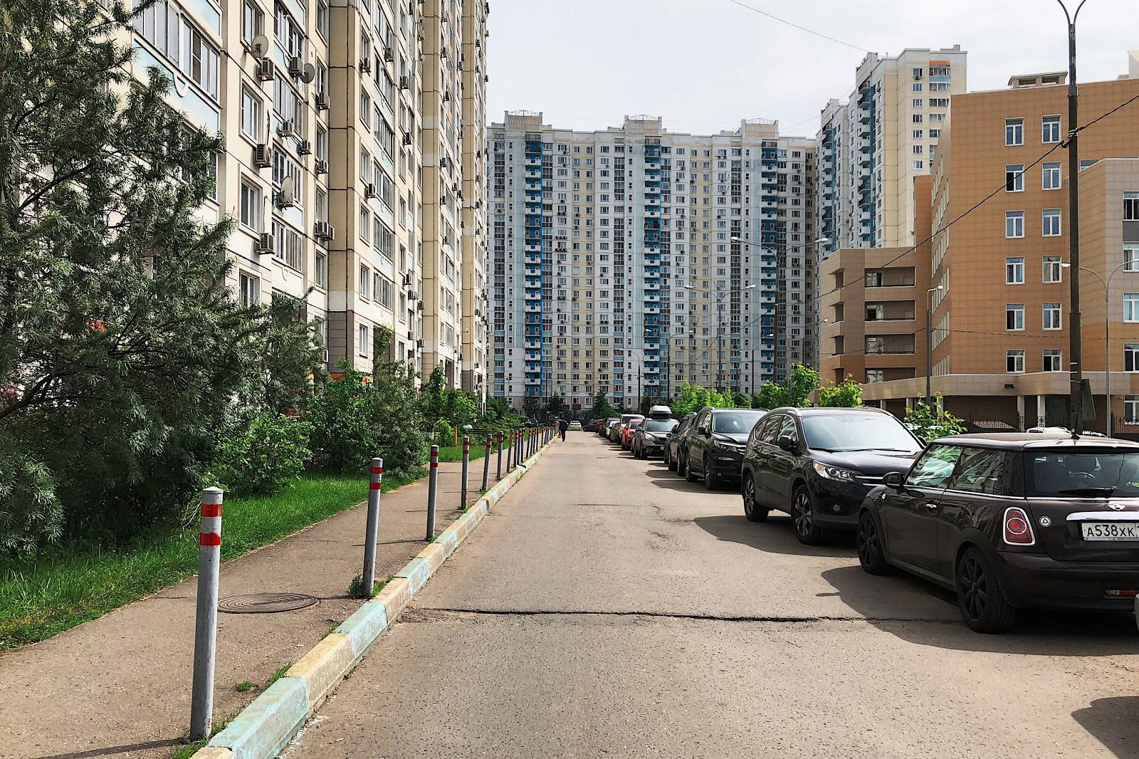Volzhsky Boulevard