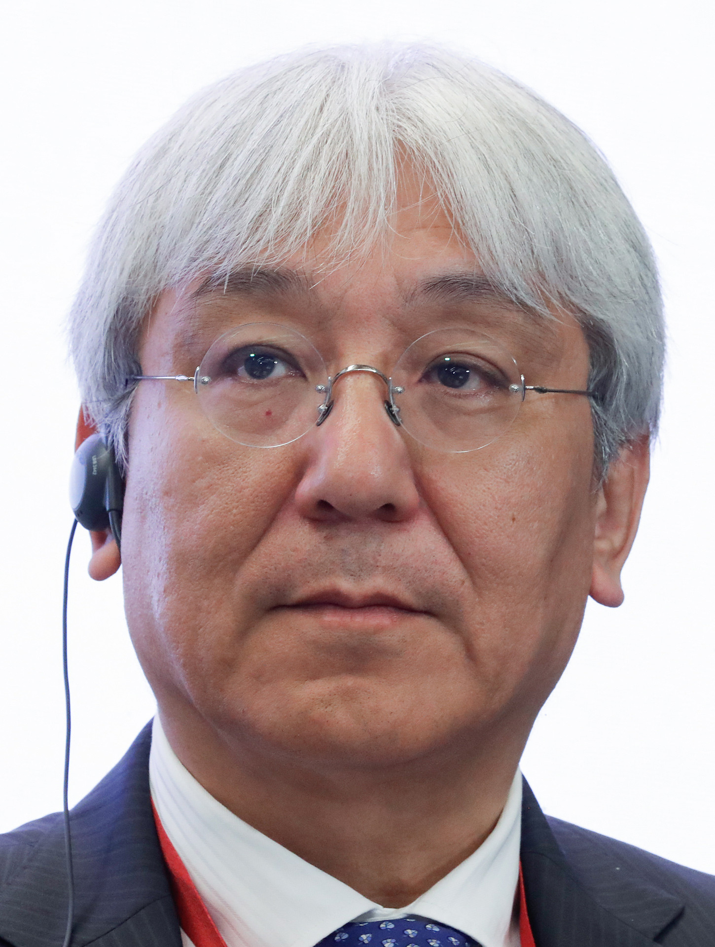 Vicepresidente ejecutivo de Japan Tobacco Inc, Mutsuo Iwai