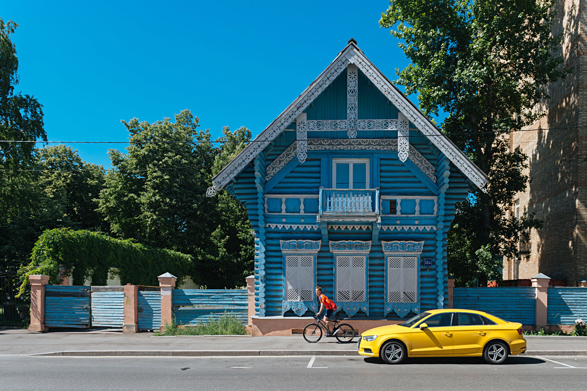 Casette Russe Di Campagna mosca, dodici pittoresche case in legno da vedere