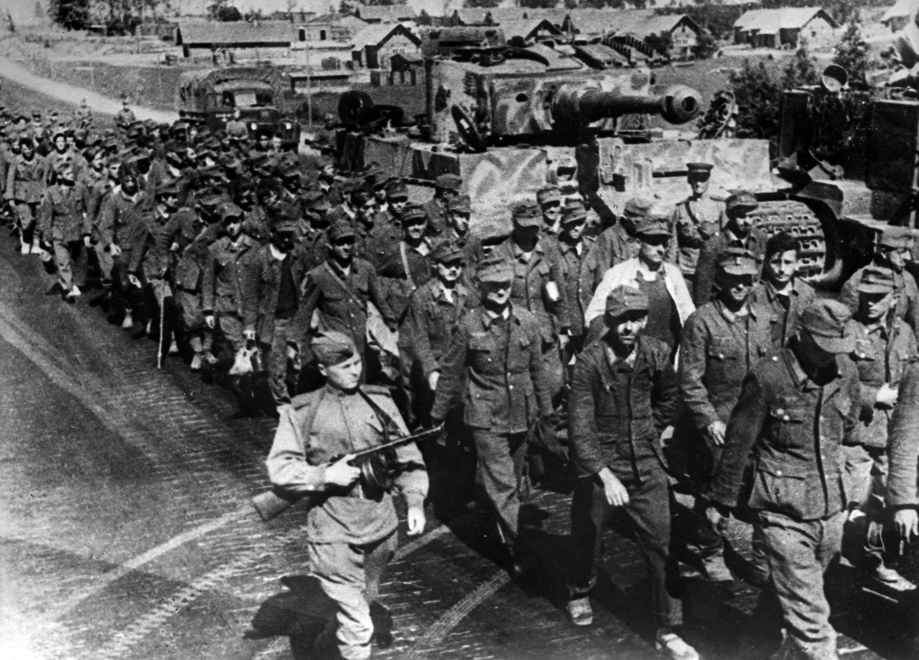 Велики отаџбински рат 1941-1945. Операција