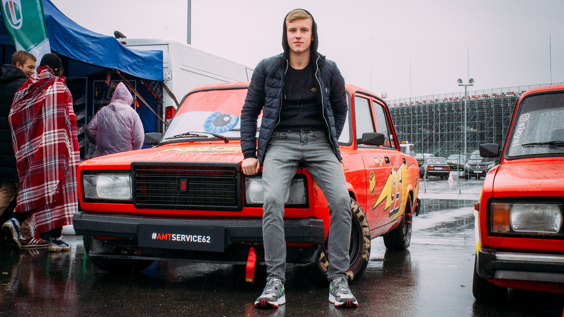 Russian Youth Turn The Lada Into A Cult What The Hell For Russia Beyond