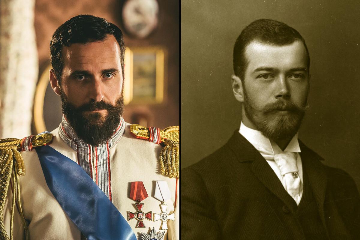 ラスト・ツァーリ』の俳優vs. 実在の人物(写真特集) - ロシア・ビヨンド