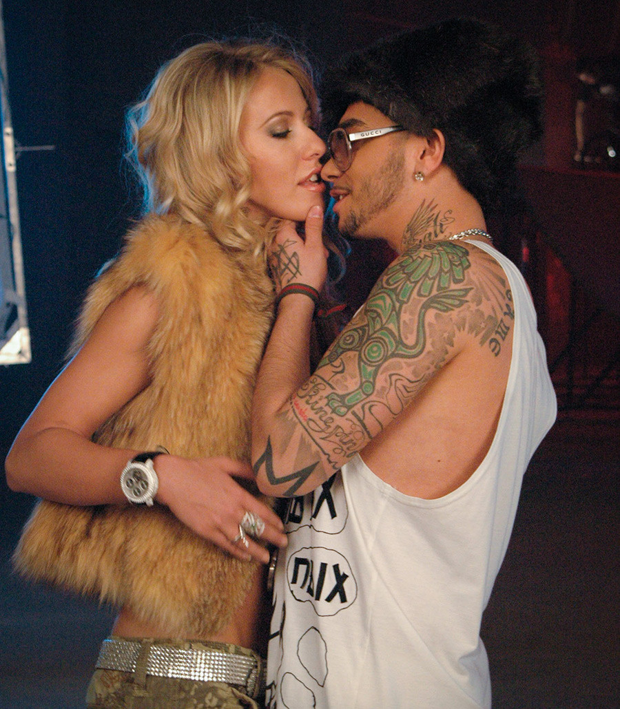 Search for porn video sobchak and timati