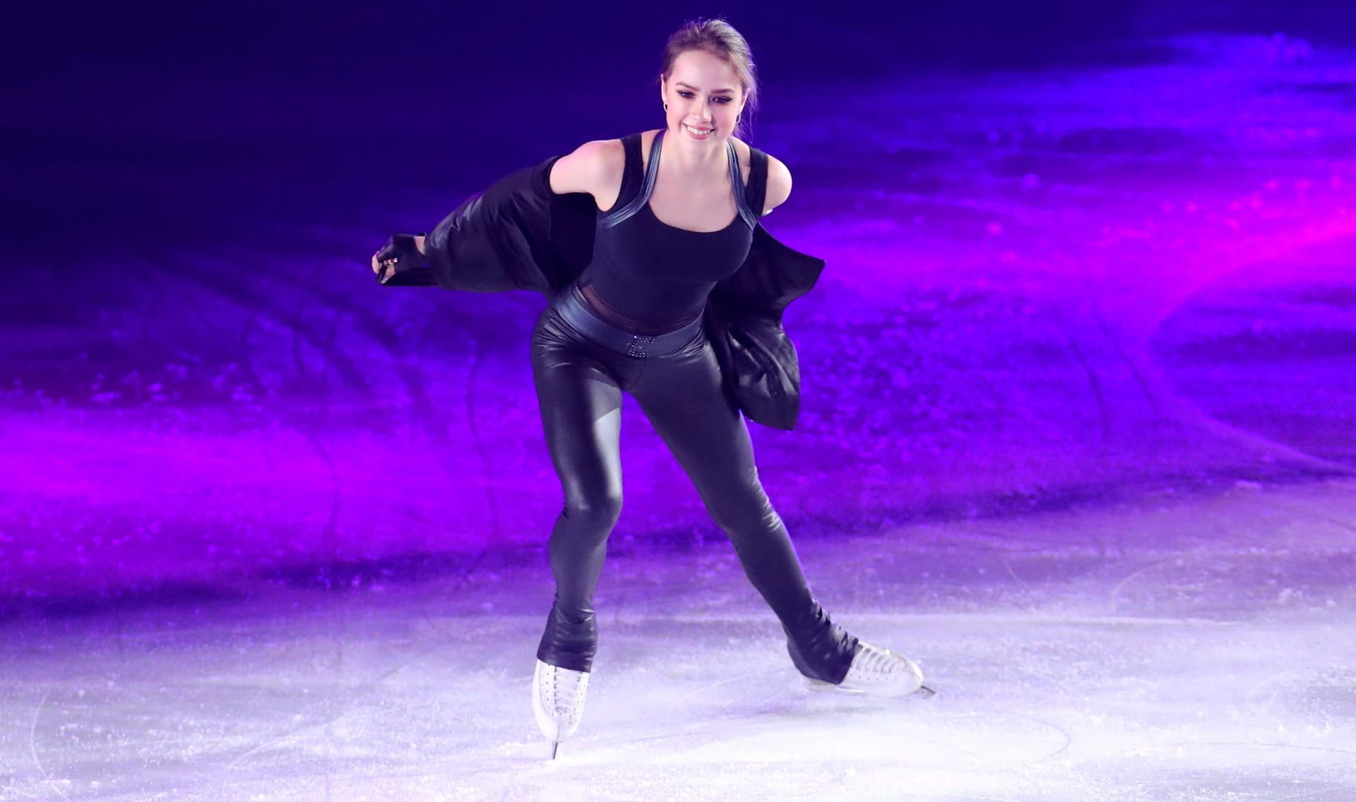 ザギトワ選手、新シーズンのSPの音楽を発表 , ロシア・ビヨンド