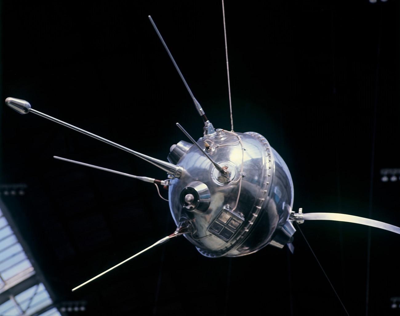 Estação interplanetária Luna-1