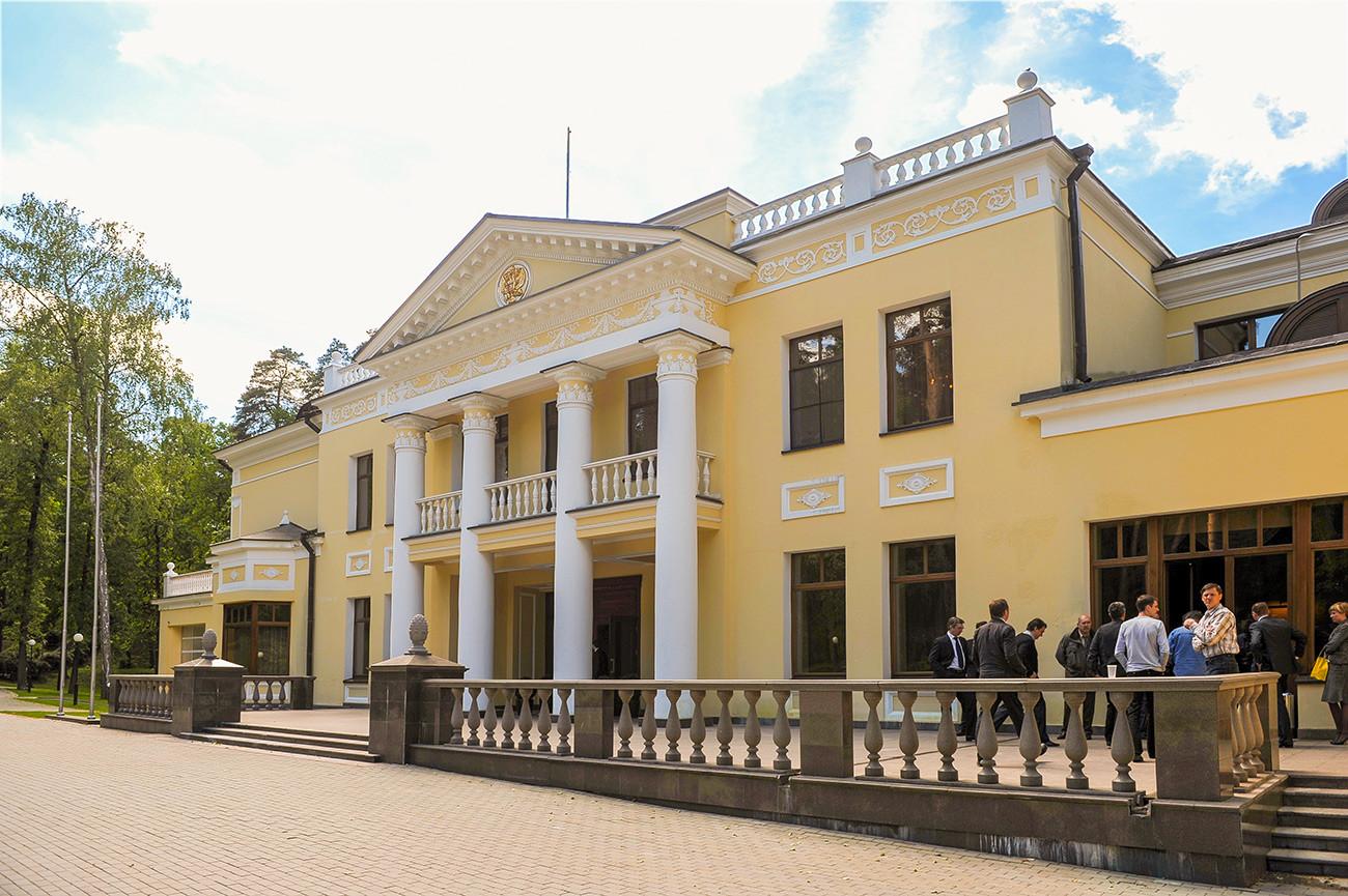 Putinova kuća ... može li se ova konstrukcija nazvati kućom 5d2edc6185600a0a03793906