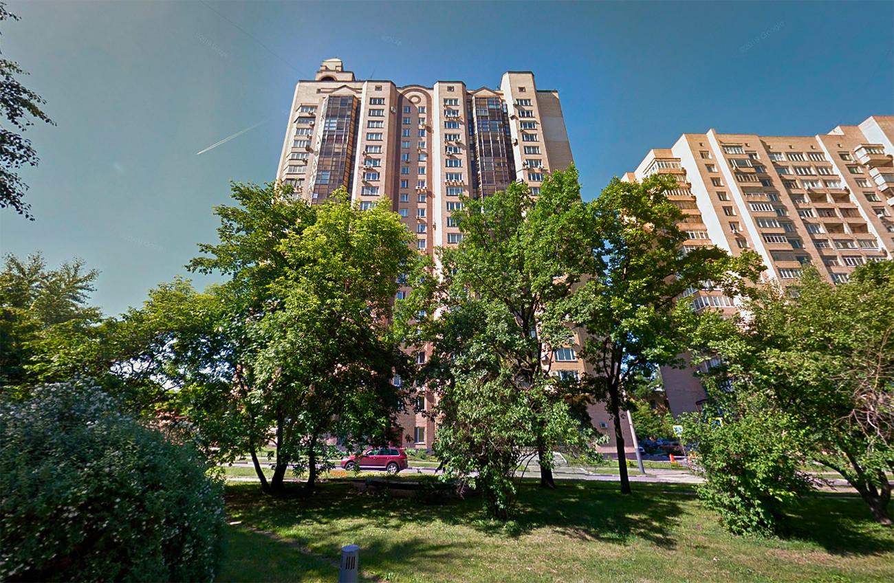 Putinova kuća ... može li se ova konstrukcija nazvati kućom 5d2edc6285600a0a0379390a