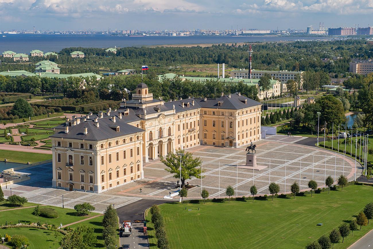 Putinova kuća ... može li se ova konstrukcija nazvati kućom 5d2edc6485600a0a03793911