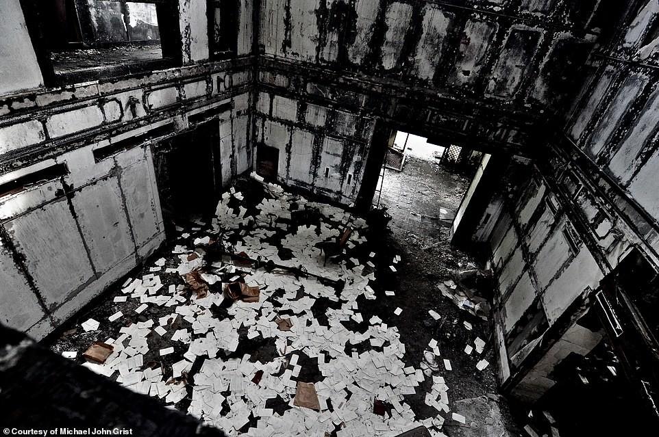 テーマ 新潟 パーク 廃墟