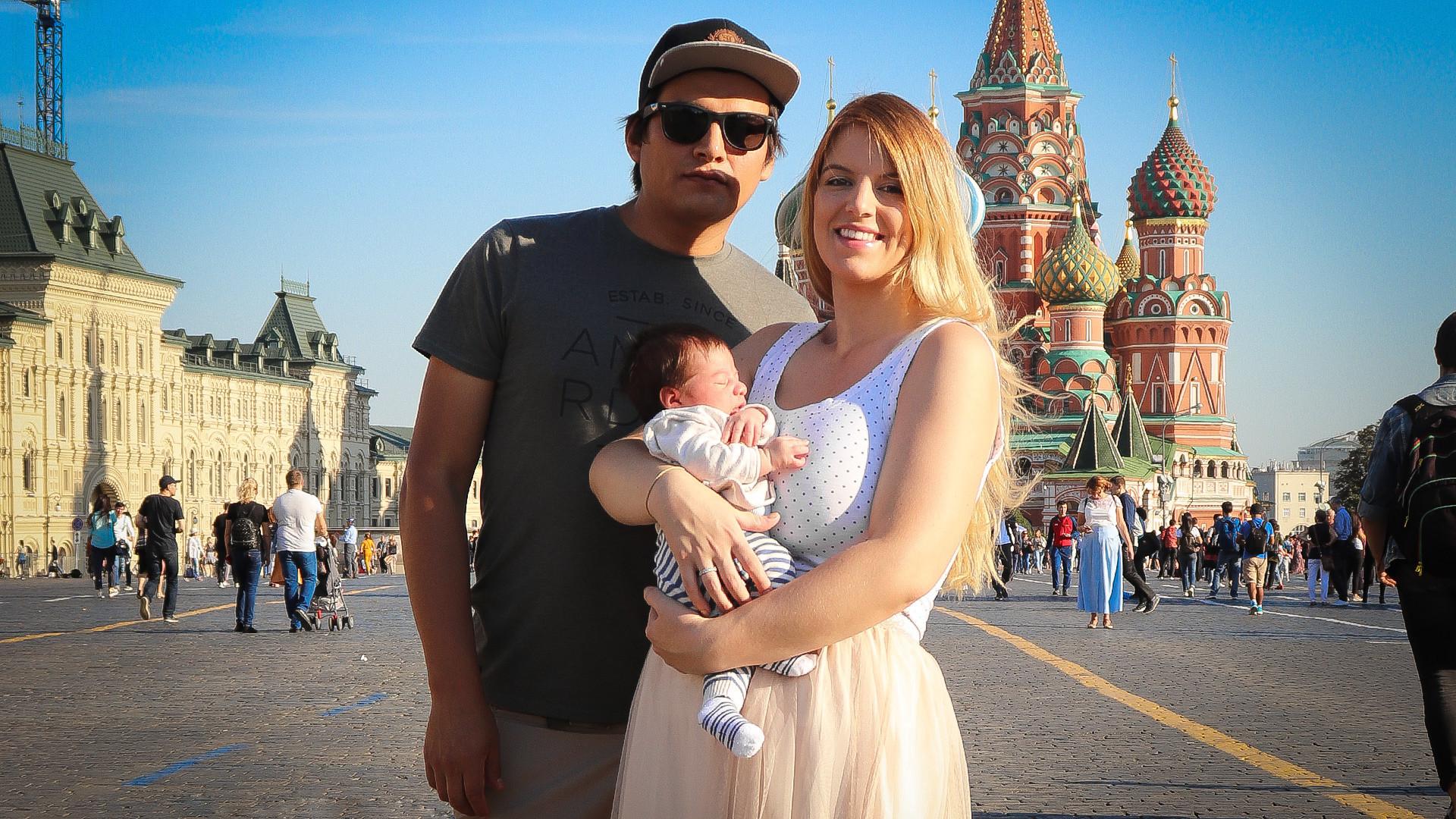 Schwanger Im Ausland Wie Man In Russland Ein Kind Zur Welt