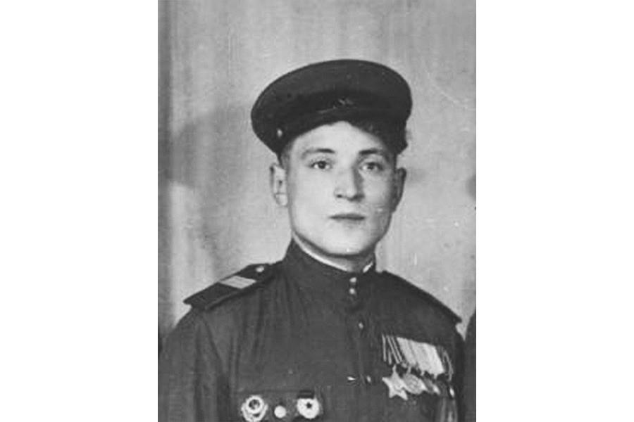 Sargento Nikolai Masalov