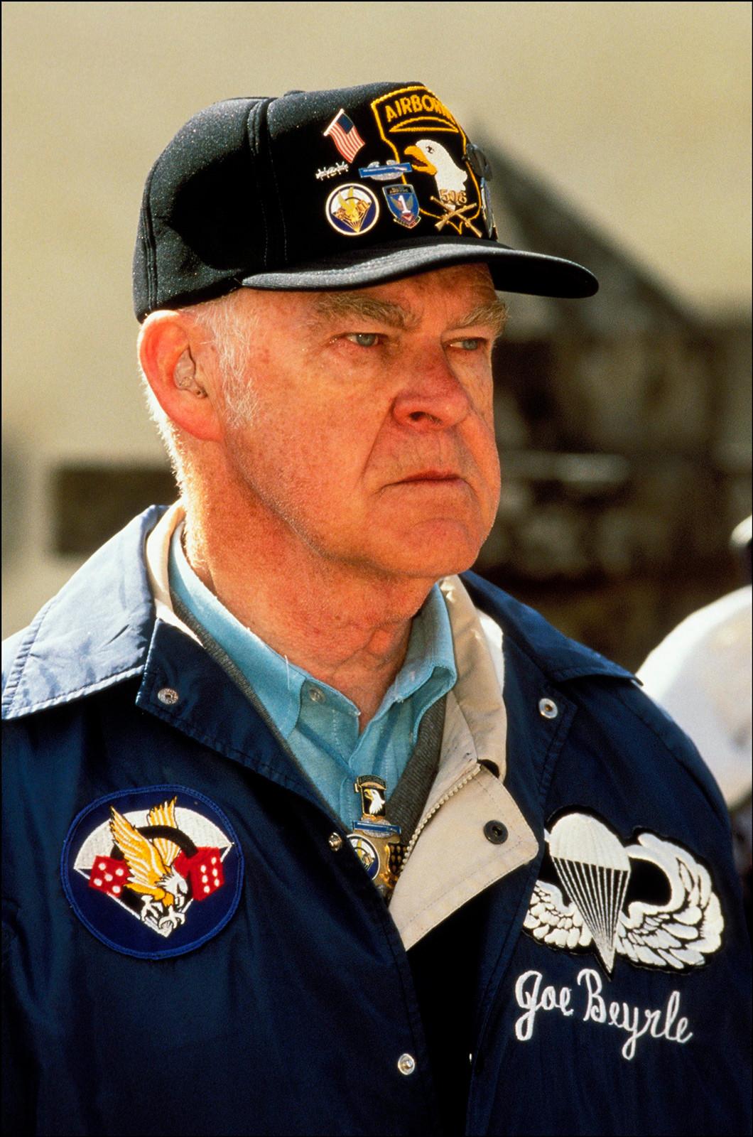 Joseph R. Beyrle, 1994.