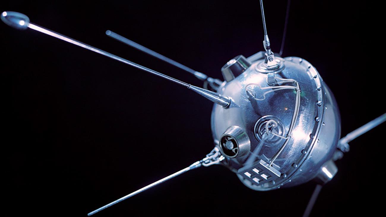 Maketa automatske međuplanetarne stanice