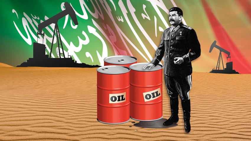 Если бы Сталин не уничтожил дипломатов, подружившихся с саудовским королем, весь ход истории выглядел бы совершенно по-другому.