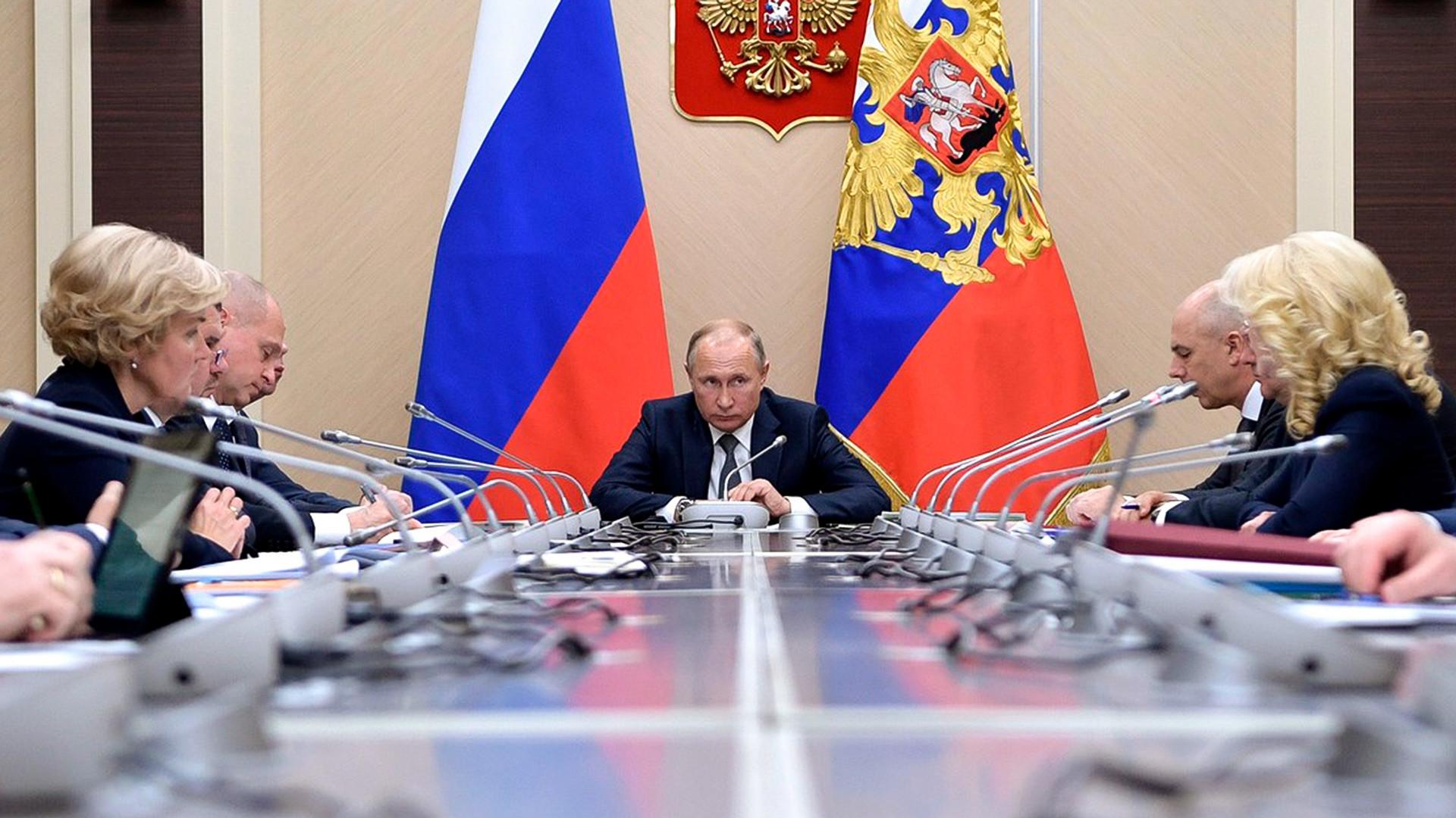Covid-19, Russia: Governo pronto al rimpatrio dei cittadini