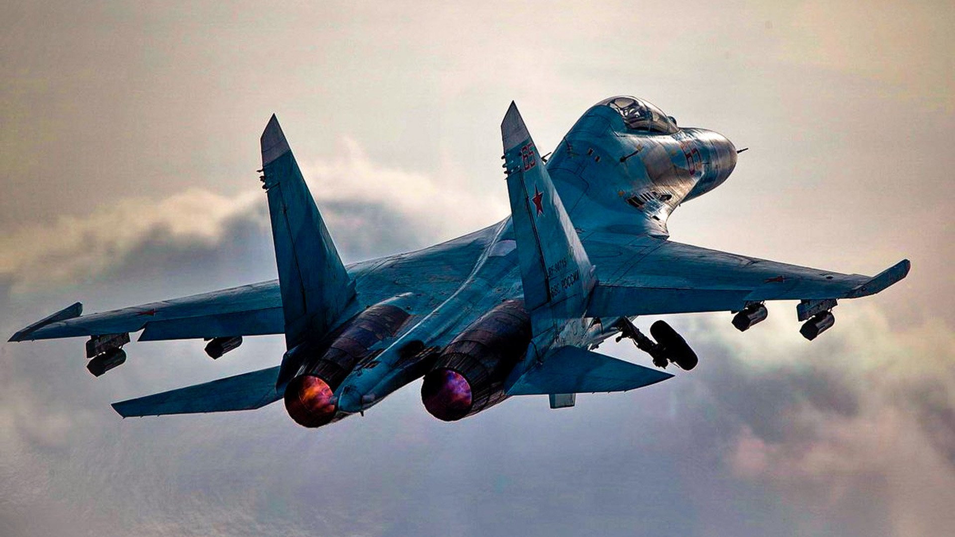 Why NATO is in awe of Sukhoi - Russia Beyond