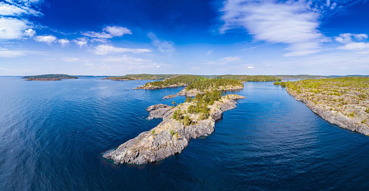 Какво прави Ладога най-необикновеното езеро в Русия? - Russia Beyond България