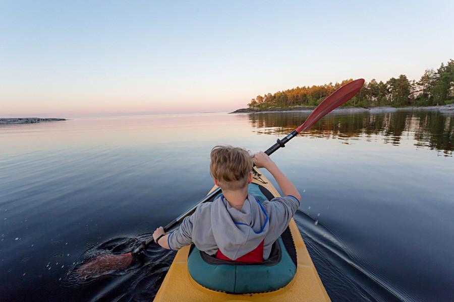 なぜラドガ湖はロシアで最も並外れた湖と考えられているのか
