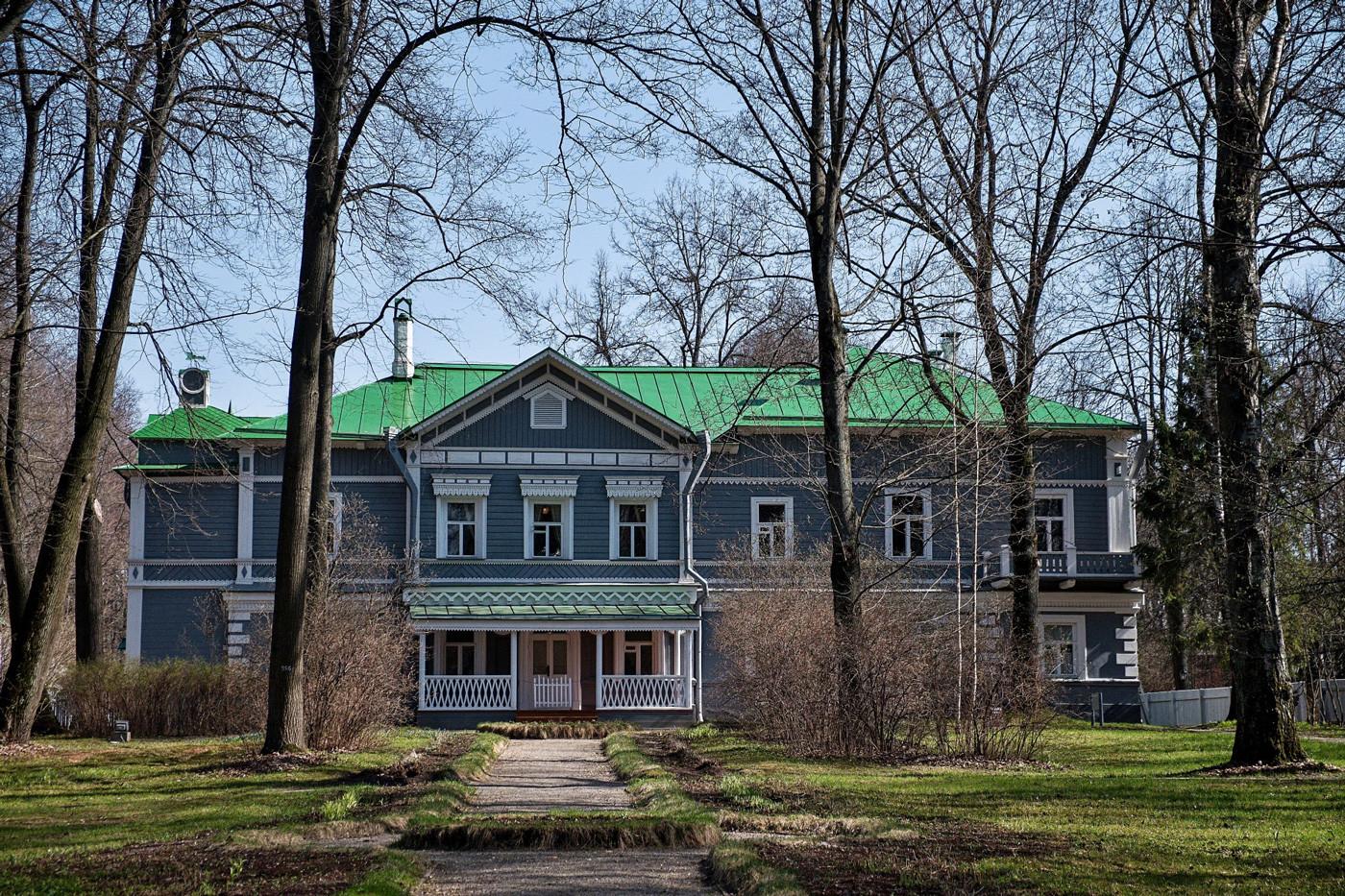 Kuća-muzej P. Čajkovskog. Klin, Rusija