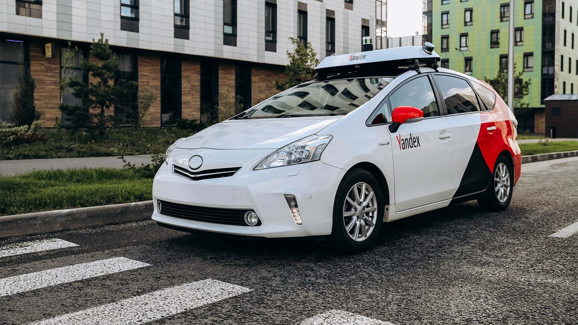 Russian driverless cars are ready to replace taxis  Watch